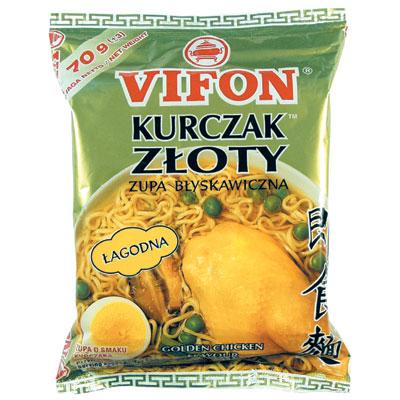 Vifon Zupa Chinska Kurczak Zloty 70g